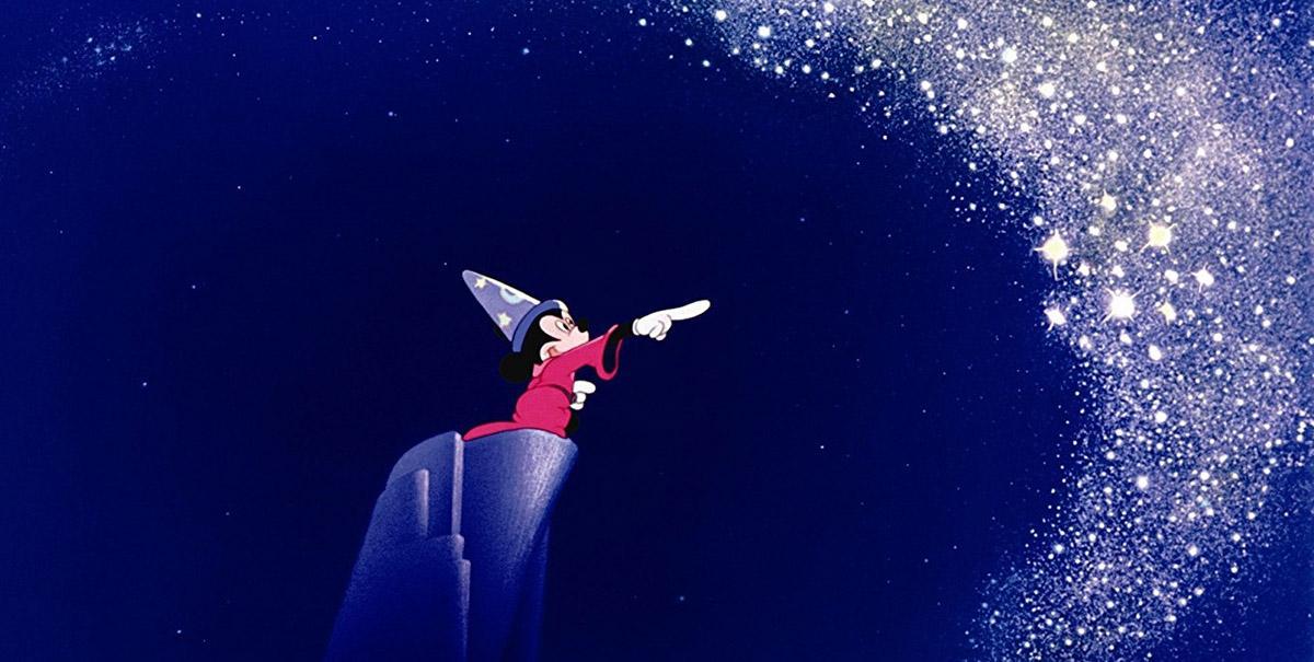 Производство анимации Disney