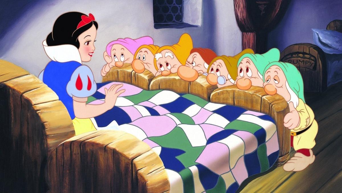 Создание анимации Disney